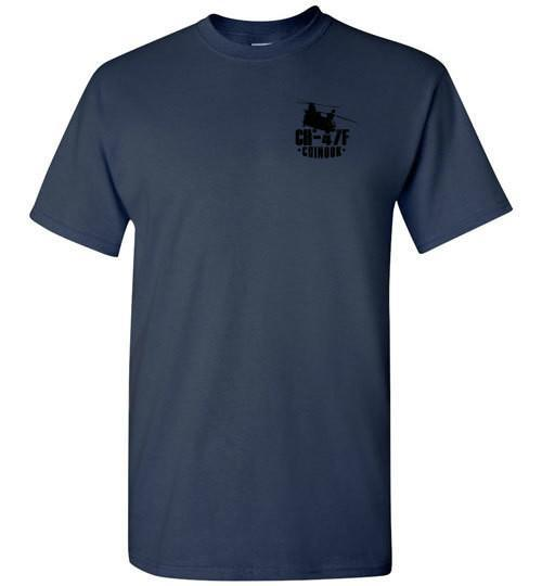 T-shirt - Awesome New CH-47 US Flag Shirt!