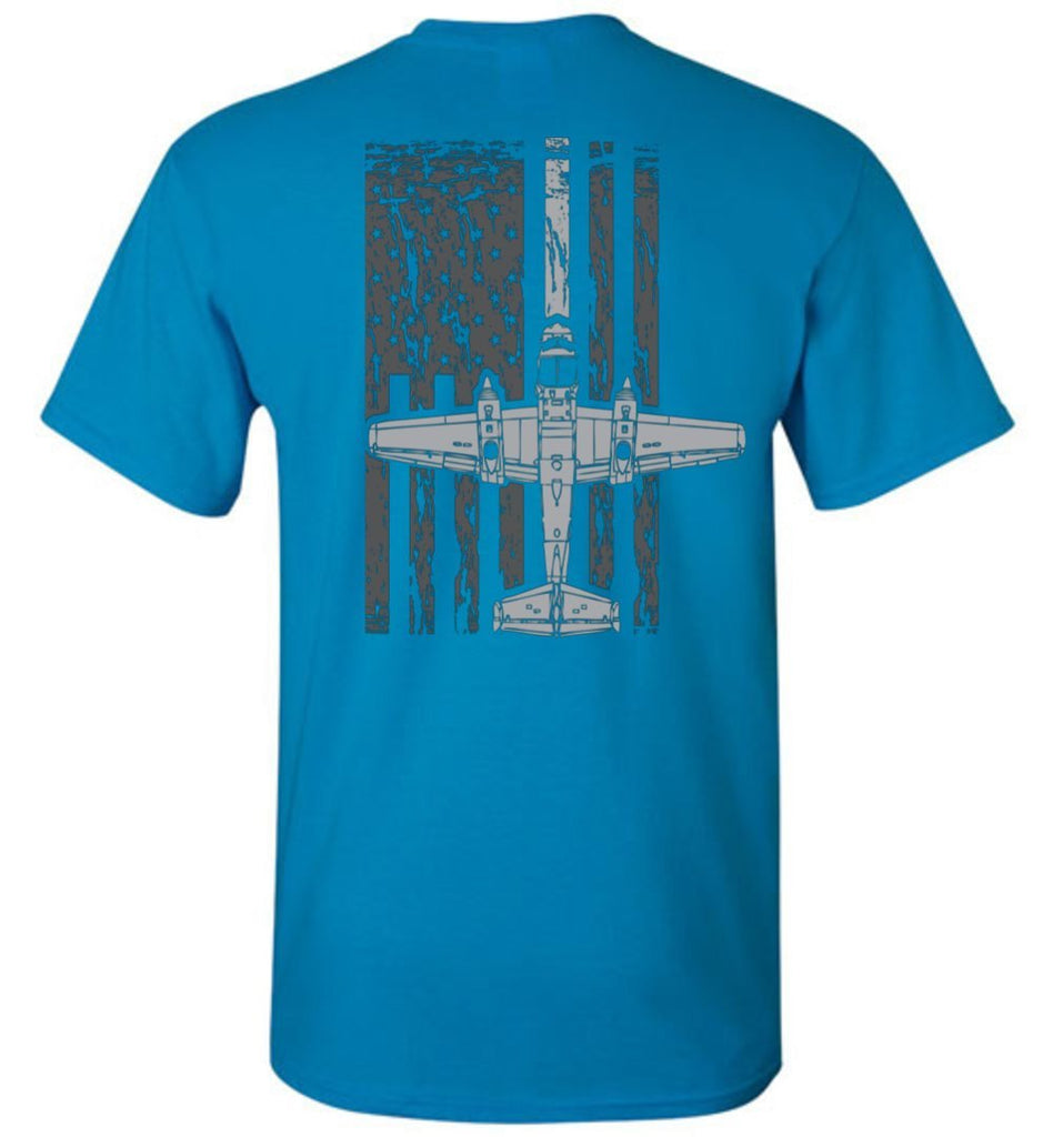 T-shirt - Awesome OV-1 Mohawk Flag Shirt!
