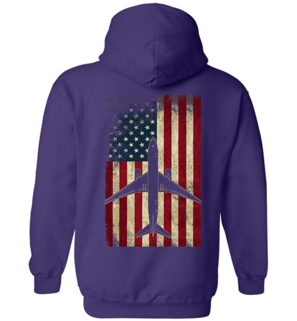 T-shirt - Awesome Triple Seven Hoodie