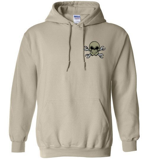 T-shirt - Awesome UH-1Z And AH-1Y Mechanic Flag Hoodie!