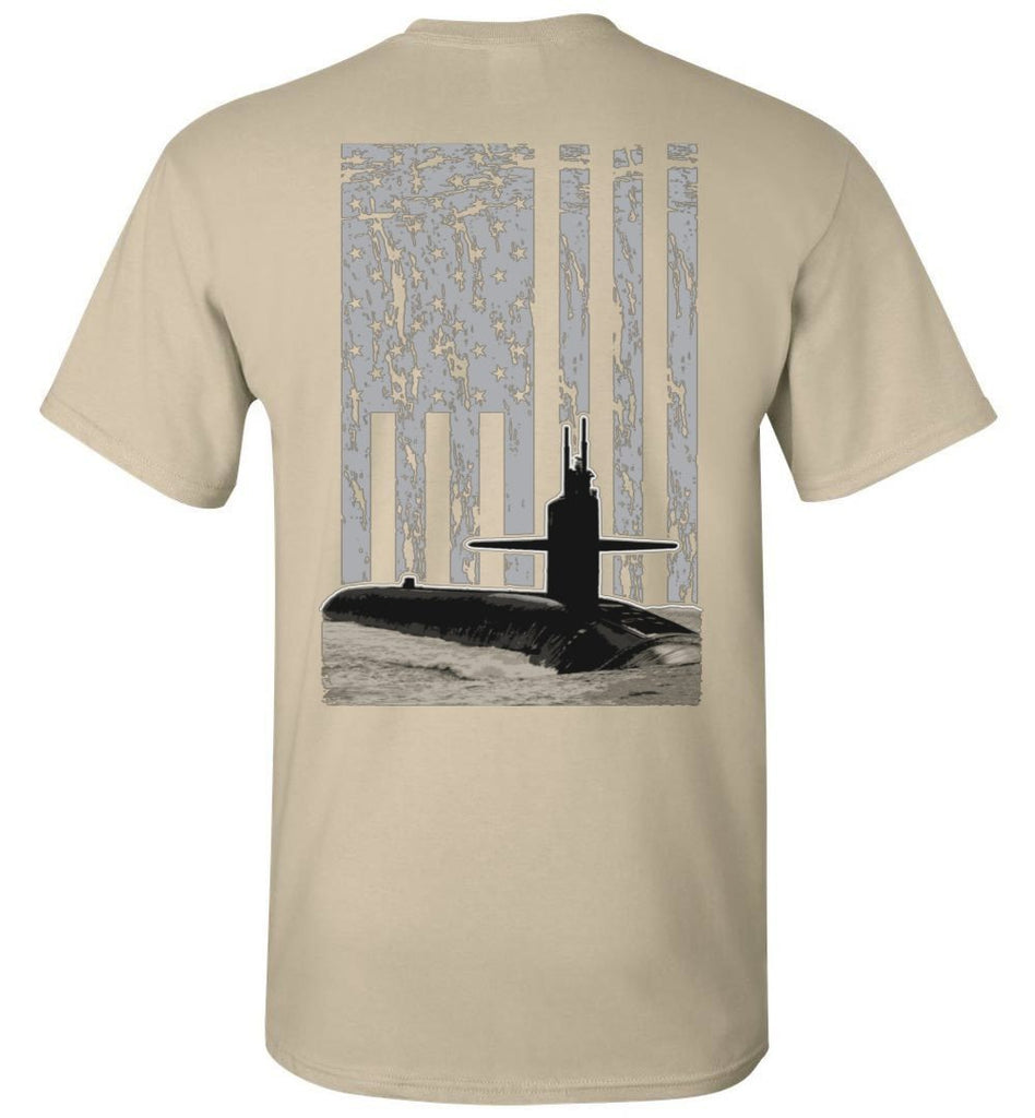 T-shirt - Awesome US Navy Submarine Shirt