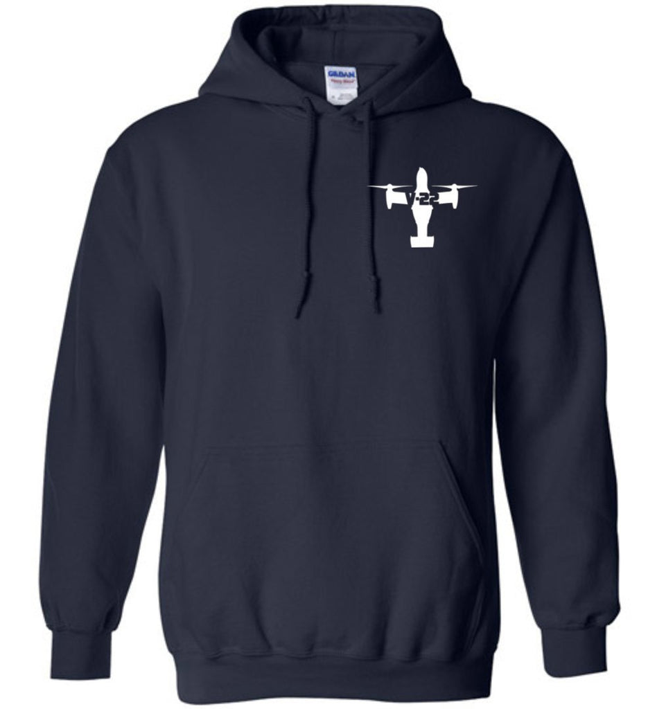 T-shirt - Awesome V-22 Osprey Hoodie