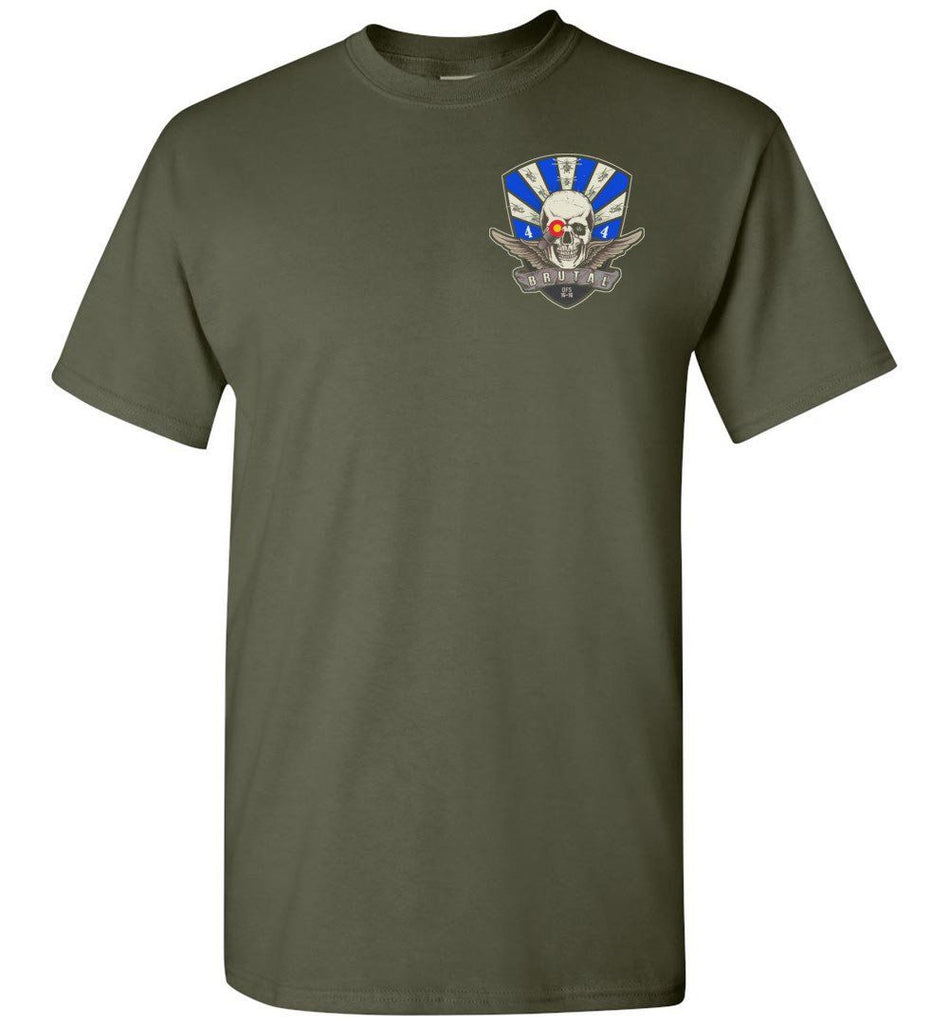 T-shirt - B Co. 4-4 AR AH-64 Shirt
