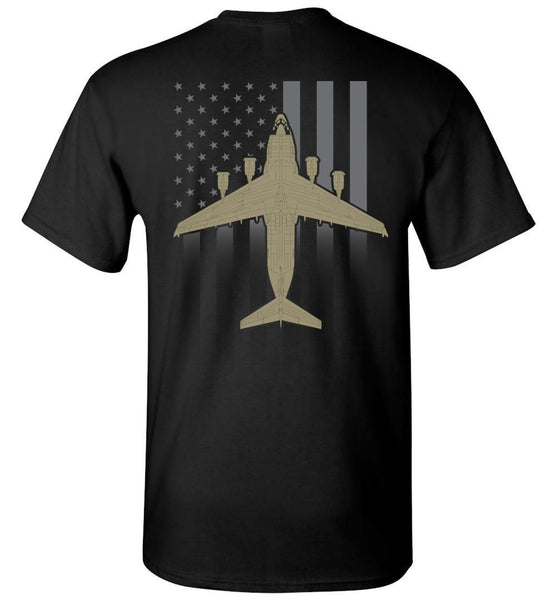 T-shirt - C-17 Subdued Flag Shirt