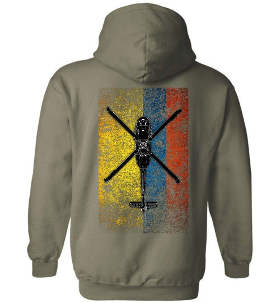 T-shirt - Colombian UH-60 Hoodie