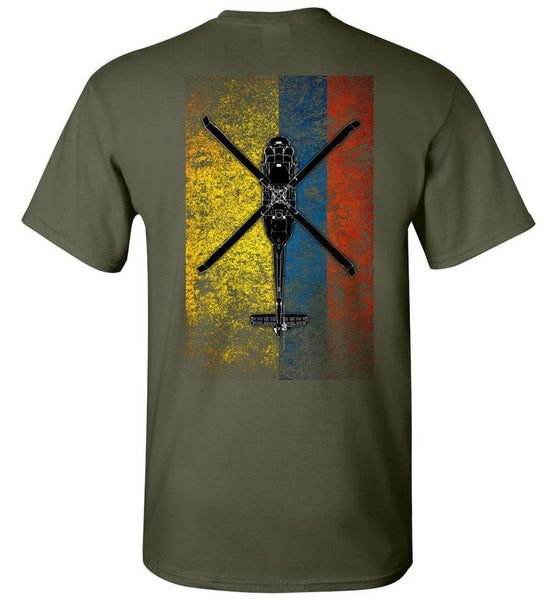 T-shirt - Colombian UH-60 Shirt
