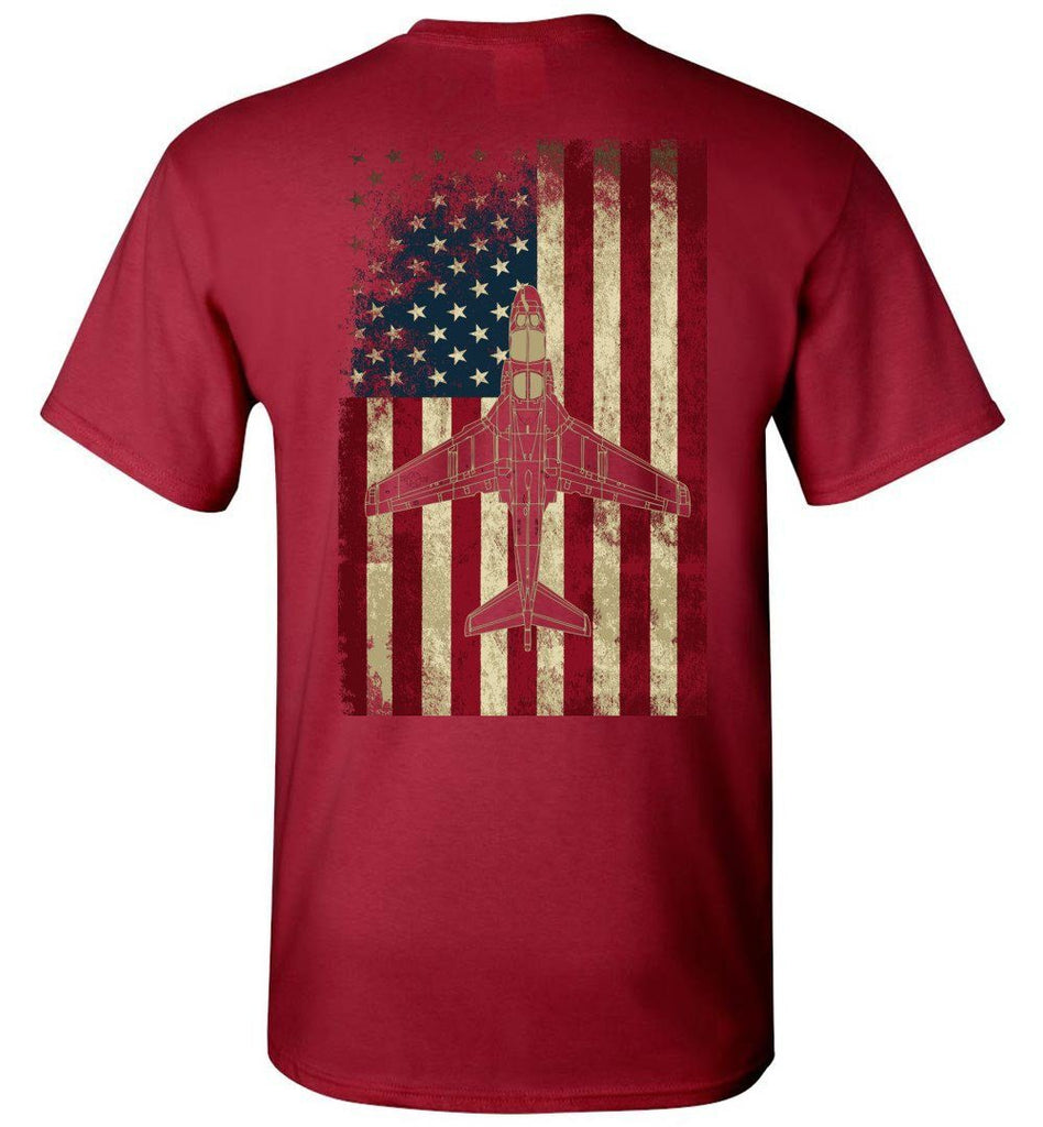 T-shirt - EA-6B Vintage Flag Shirt