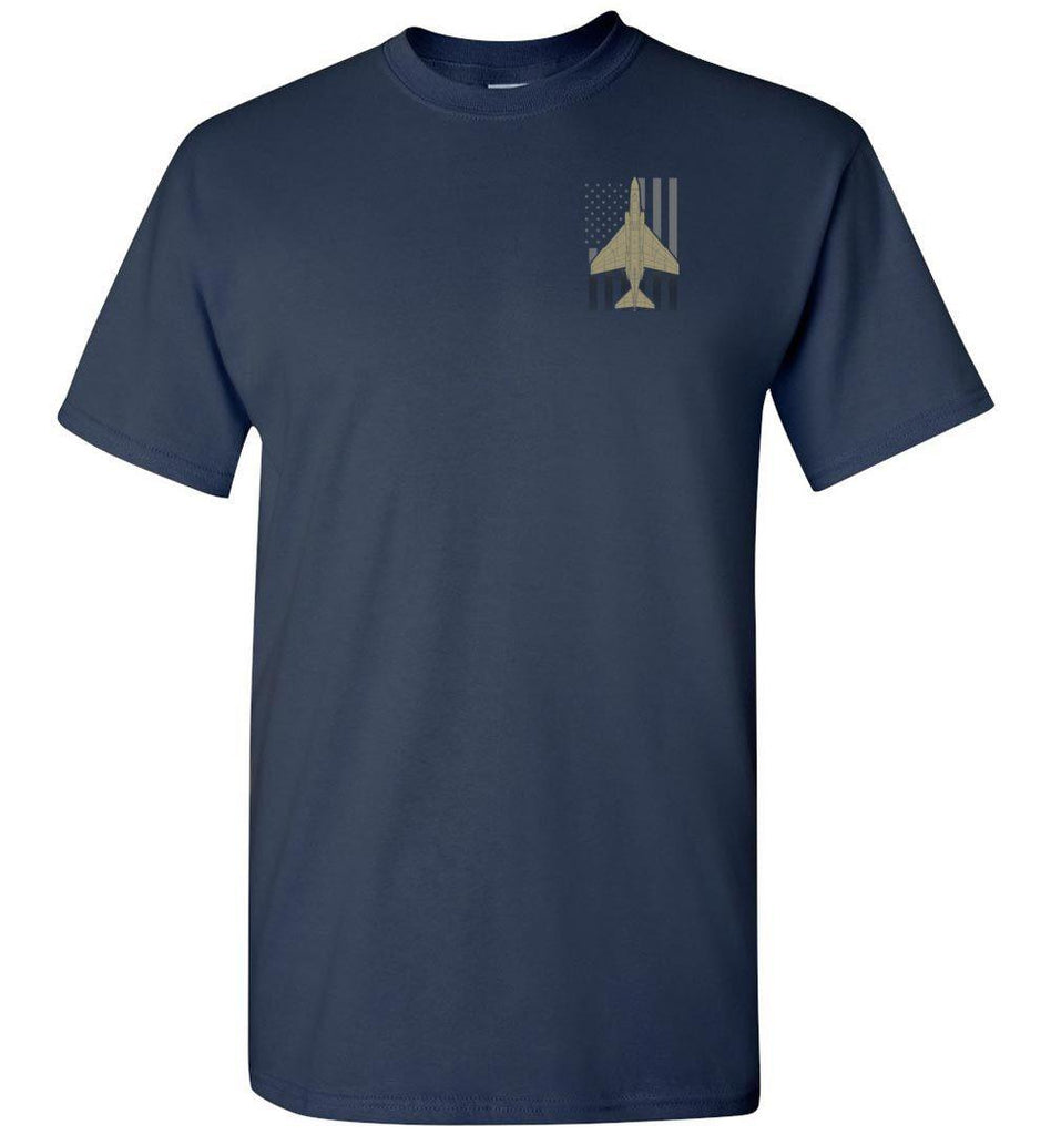 T-shirt - F-4 Phantom II Subdued Flag Shirt