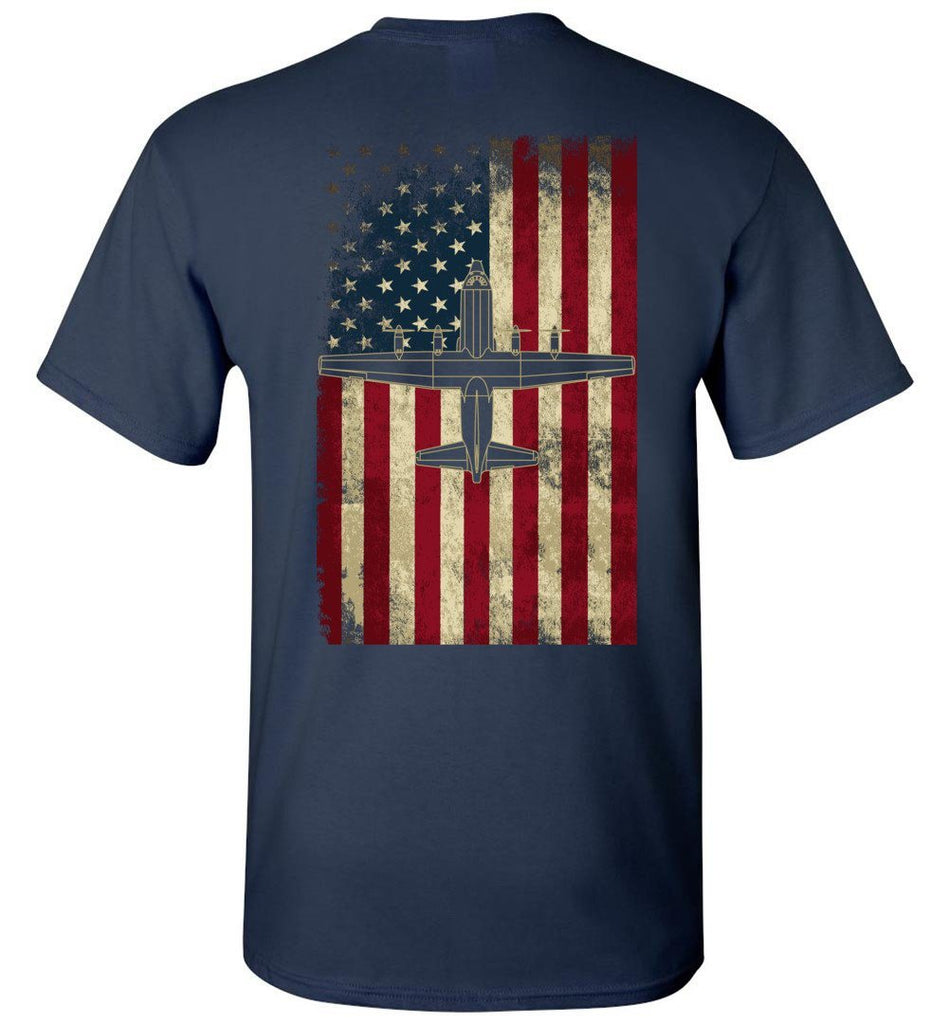T-shirt - Four Fans Of Freedom Shirt!