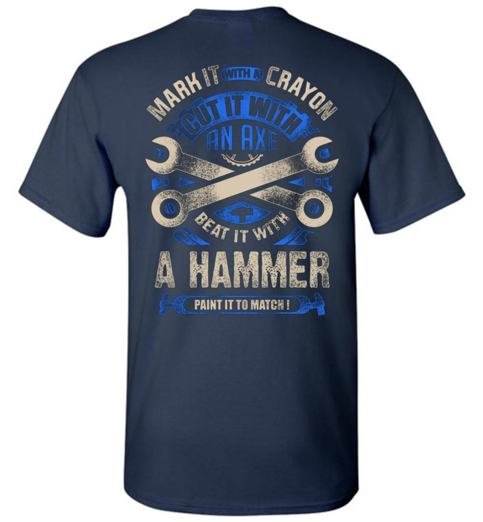 T-shirt - Funny Aircraft Mechanic Shirt!
