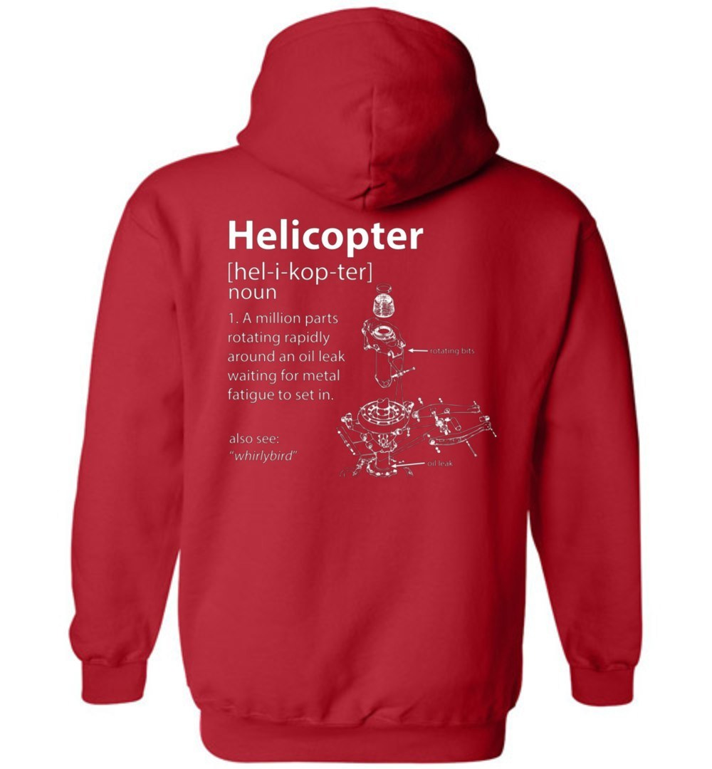 Definition of a hoodie