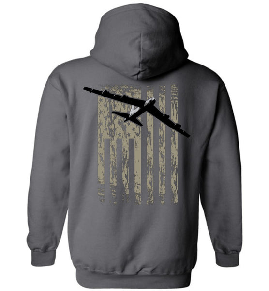 T-shirt - Peace Through Superior Firepower B-52 Hoodie!