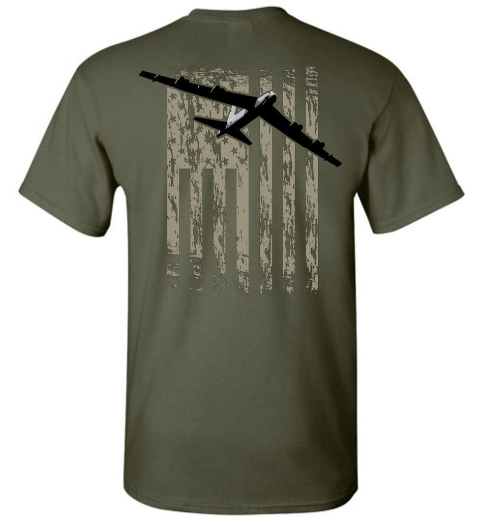 T-shirt - Peace Through Superior Firepower B-52 Shirt!