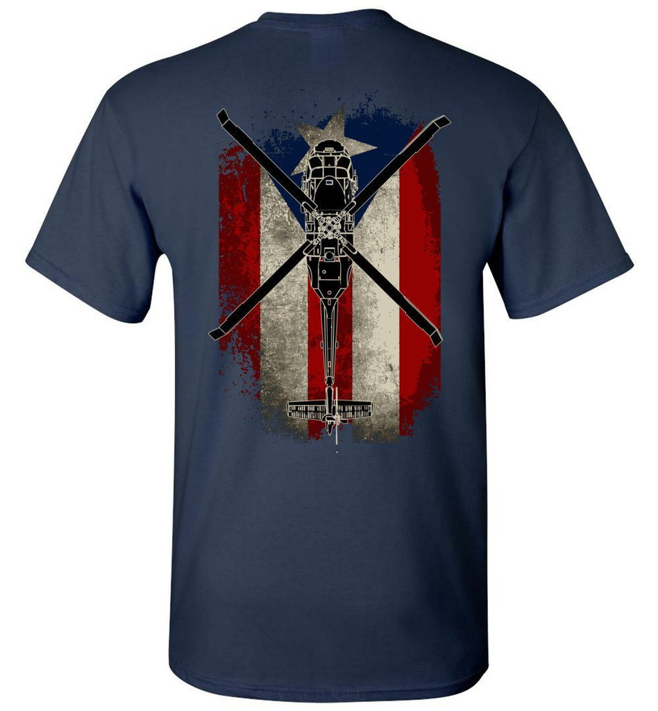 T-shirt - Puerto Rico UH-60 Shirt