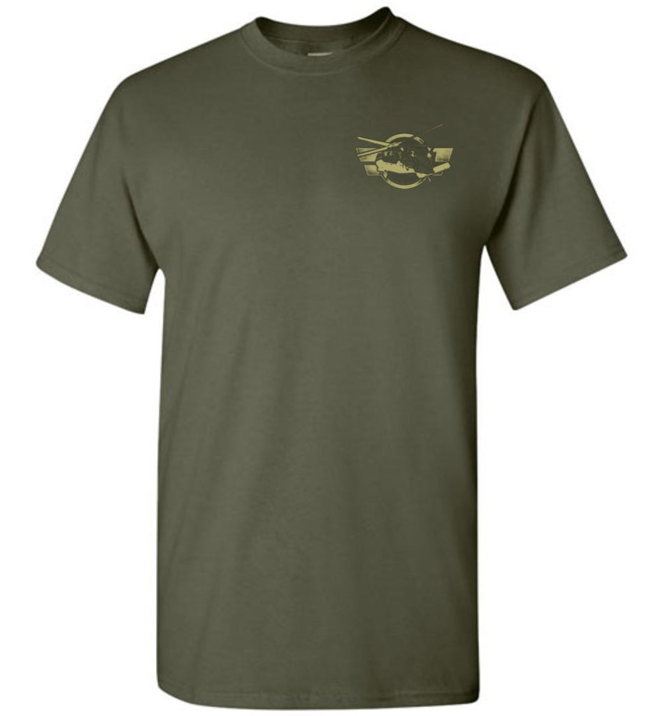 T-shirt - Runways Are For Beauty Queens Black Hawk Shirt!