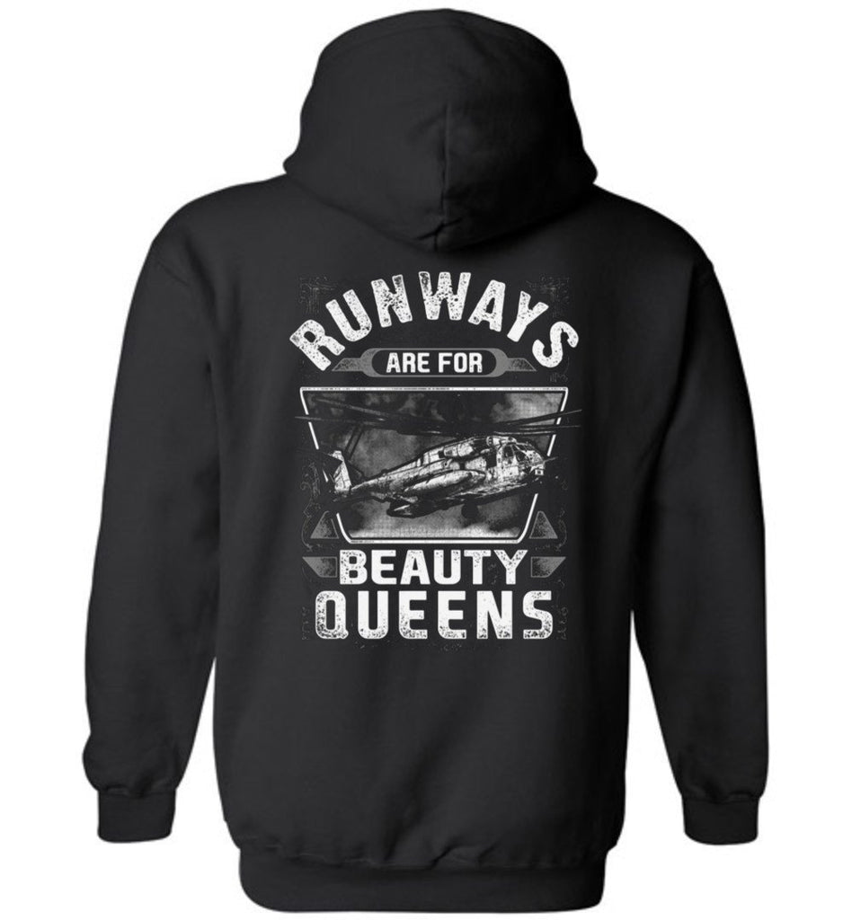 T-shirt - Runways Are For Beauty Queens HMH-466 CH-53E Hoodie!