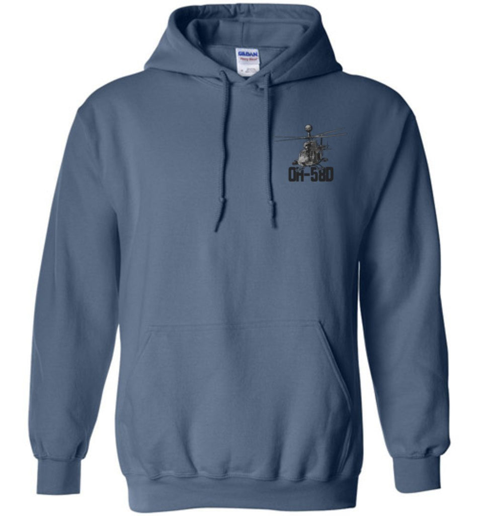 T-shirt - Runways Are For Beauty Queens OH-58D Hoodie!