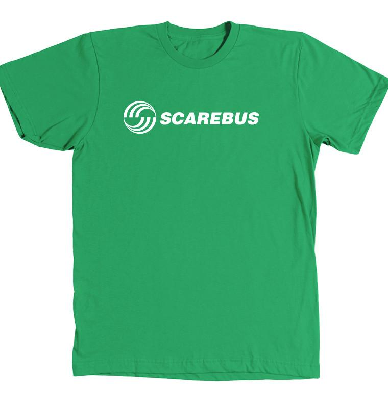 T-shirt - Scarebus Aviation Shirt