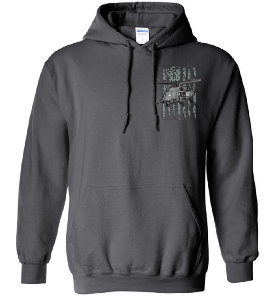 T-shirt - To Secure Peace Prepare For War MH-60 Hoodie