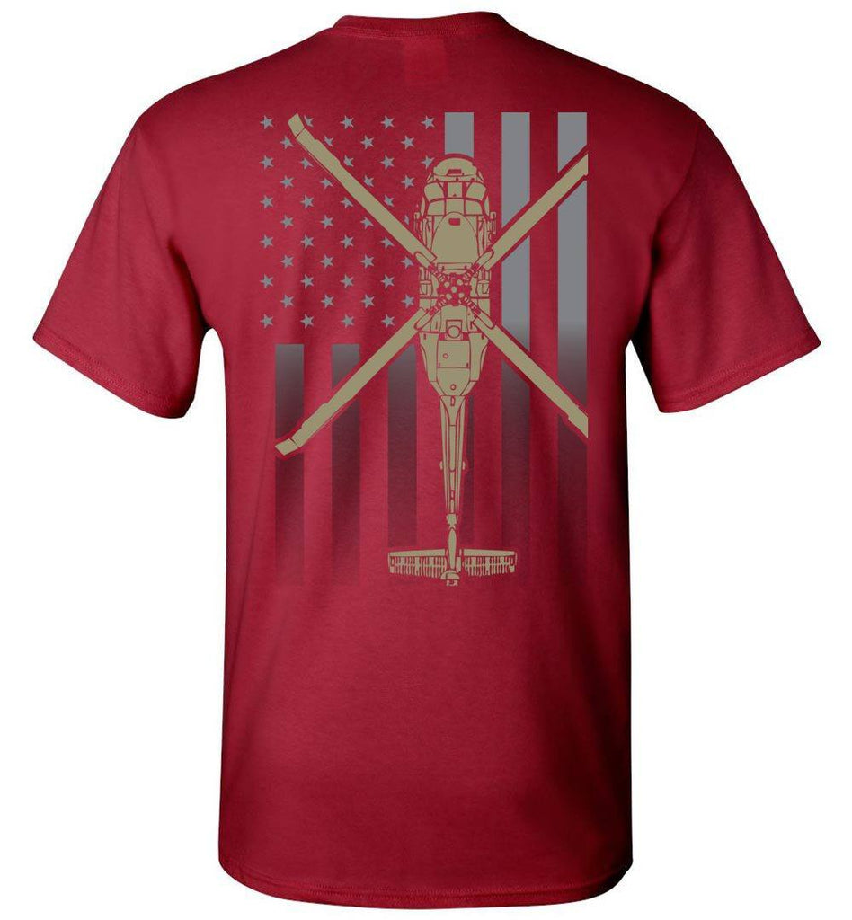 T-shirt - UH-60 Subdued Flag Shirt