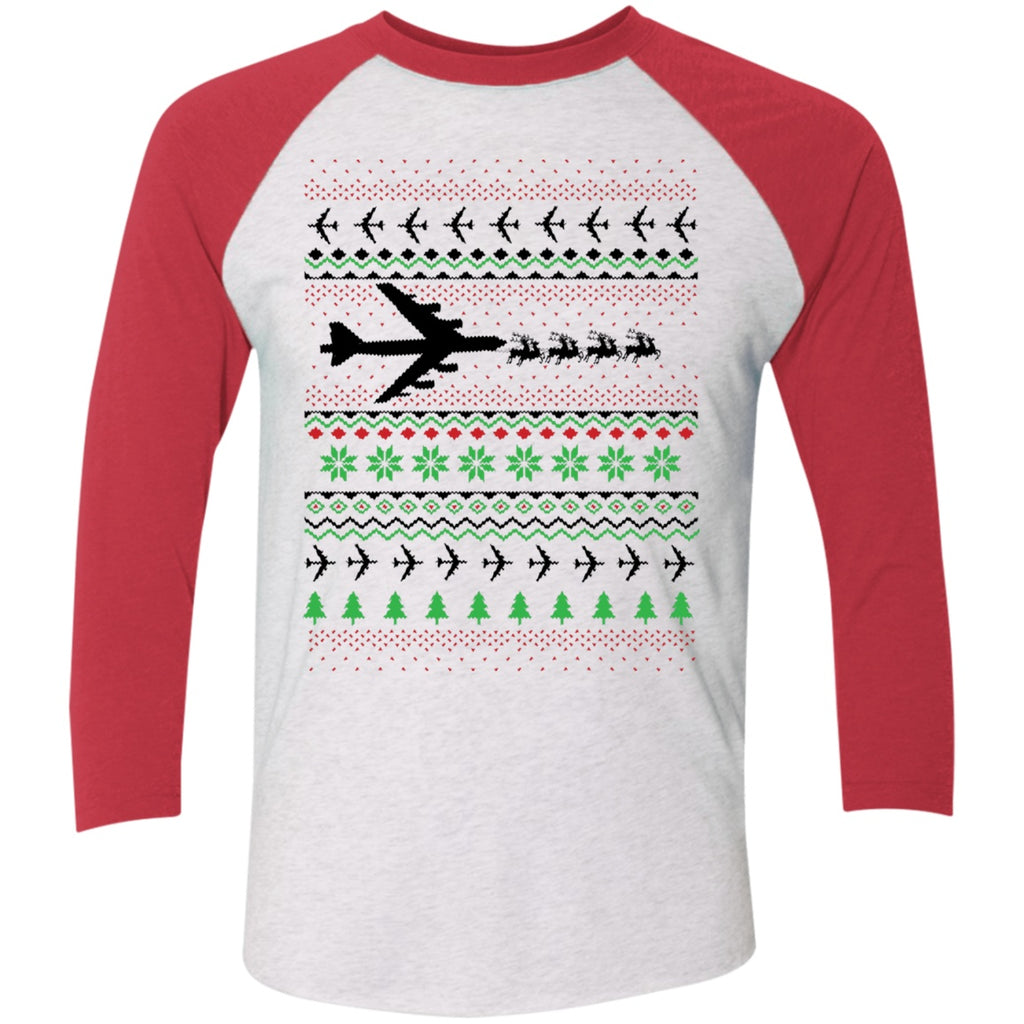 T-Shirts - Awesome B-52 Christmas Shirt!