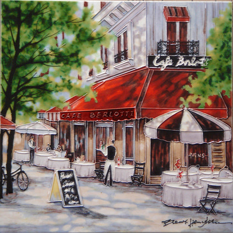 Ceramic Picture Tiles by Brent Heighton