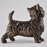 West Highland Terrier Cold Cast Bronze Sculpture - Prezents  - 3