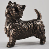 West Highland Terrier Cold Cast Bronze Sculpture - Prezents  - 1