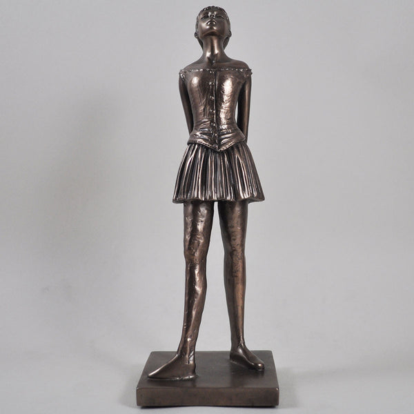 Edgar Degas 'Little Dancer of Fourteen Years' Bronze Sculpture - Prezents  - 1