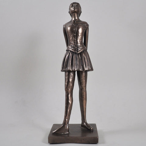 Edgar Degas 'Little Dancer of Fourteen Years' Bronze Sculpture - Prezents.com