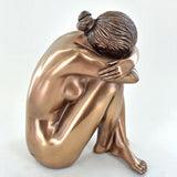 Peace Cold Cast Bronze Sculpture