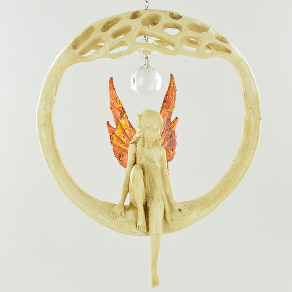 Art Deco Tree of Life Fairy Dream Catcher - Prezents.com