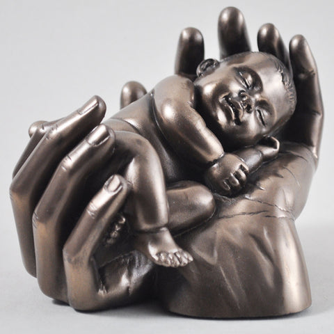 Sweet Dreams Cold Cast Bronze Sculpture - Prezents.com
