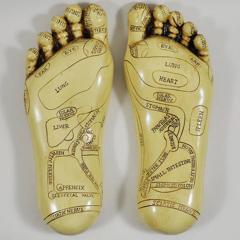 Reflexology Feet Sculpture by Tina Tarrant - Prezents  - 1