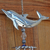 Dolphin Wind Chime - Prezents.com