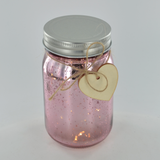 LED Firefly Jar Champagne