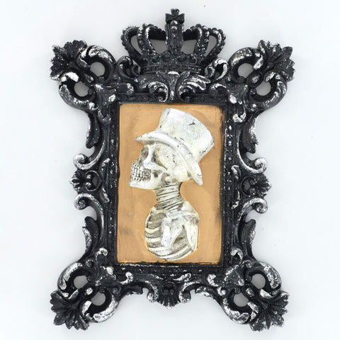 3D Skeleton Male Portrait - Prezents.com