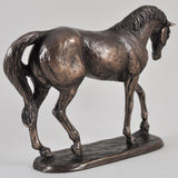 Nobility Bronze Horse Sculpture by Harriet Glen - Prezents.com
