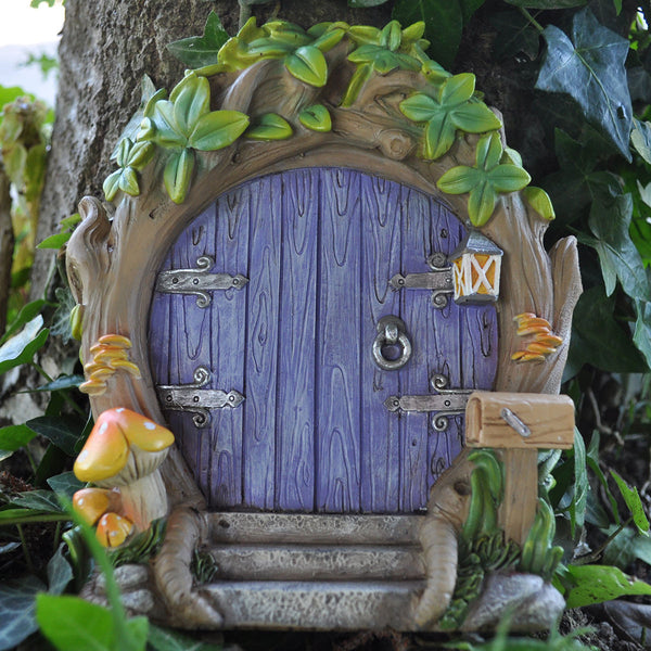 Fairy Door - Purple Forest - Prezents.com