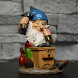Gnome- In the Workshop