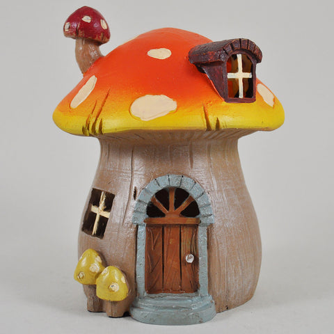 Mystical Toadstool Fairy House With Lights - Prezents  - 1