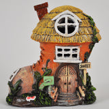 Fairy House - Thatched Boot with Lights - Prezents.com