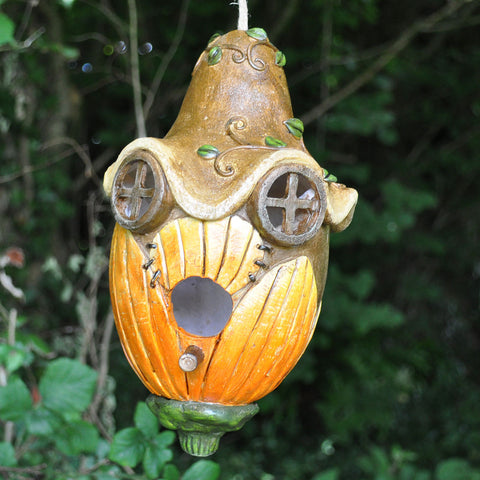 Pumpkin Bird House - Prezents  - 1