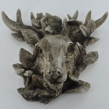 Deer Woodland Wall Plaque