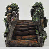 Miniature Wooden Bridge for the Fairy Garden - Prezents  - 4