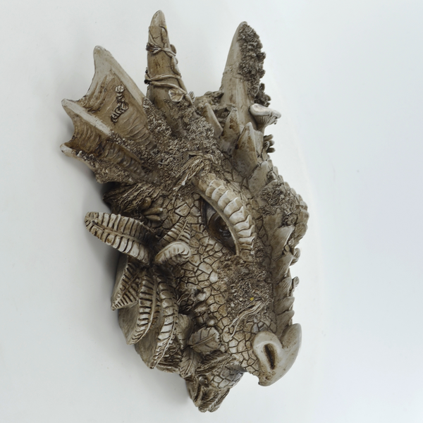 Dragon Woodland Wall Plaque