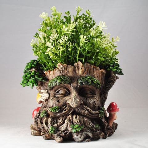 Tree Ent Planter Pot - Prezents.com