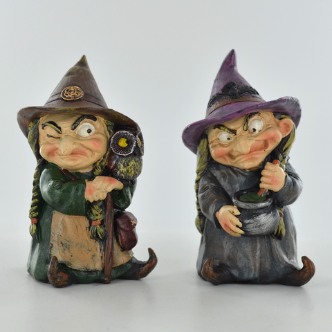 Mystical Witches- Set of Two