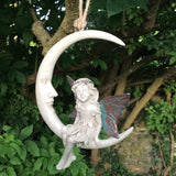 Forest Fairy Dreamcatcher - Elva on the Moon - Prezents.com