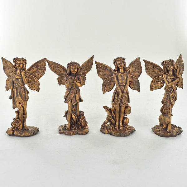 Forest Fairy Copper Sisters - Prezents.com